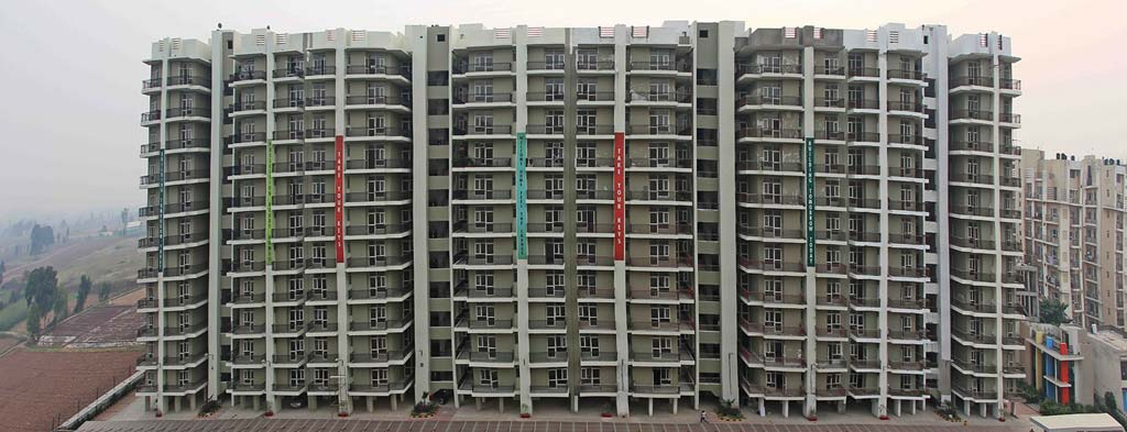 Sushma Green Vista 2 BHK Flats/Apartments in Zirakpur